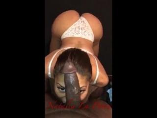 Natalia la potra ts - shemale mouth and anal