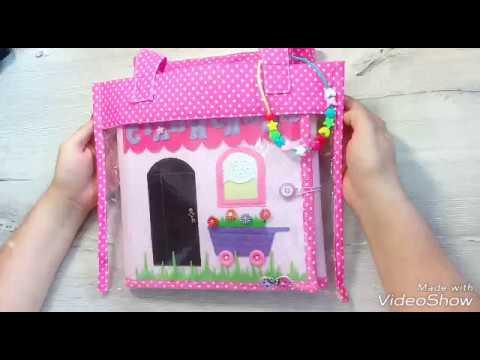 Кукольный домик планшет №3 для Станиславы