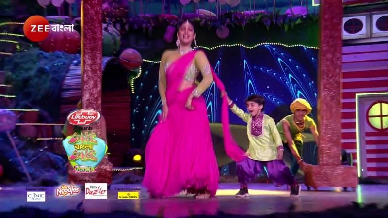 Ритуся Dance Bangla Dance Junior 2018