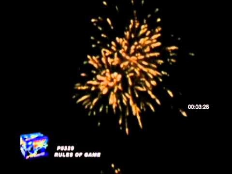 Rules of Game P5329 Winda Fireworks by Red Apple Fireworks