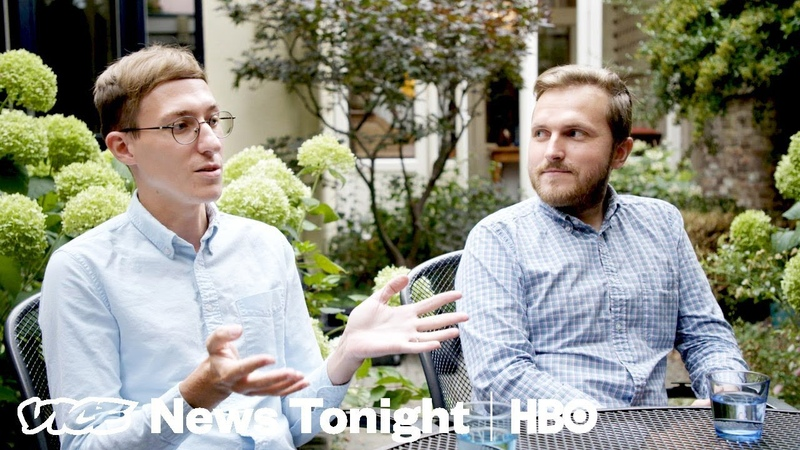 Russia's First Gay Married Couple Had To Run For Their Lives (HBO)