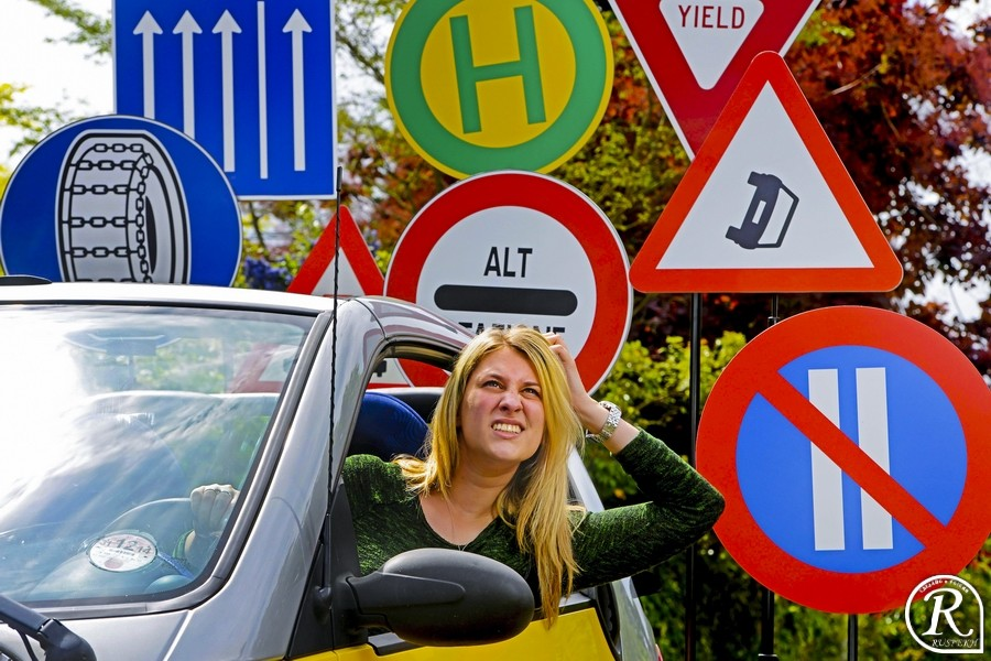 Училка прикол, картинки начинающему водителю девушке