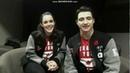 Tessa Virtue and Scott Moir interview on TSN (8th November 2018)