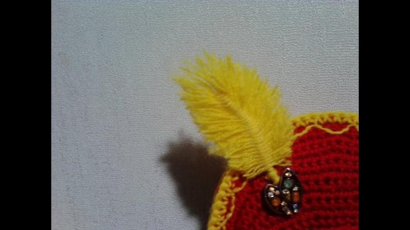 Перышко. Feather. Amigurumi. Crochet. Вязаные игрушки. Вяжем вместе.