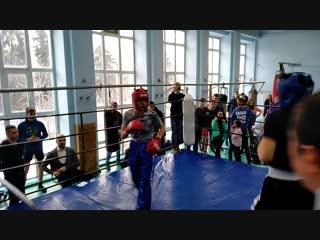 Васильев Никита - Теплинский Никита раздел Лайт в.к. 69 кг