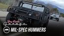 Mil Spec Hummers Jay Leno's Garage