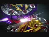 Beyblade Burst Super Zetsu AMV - Eye Of The Storm (Aiga Vs Hearts)
