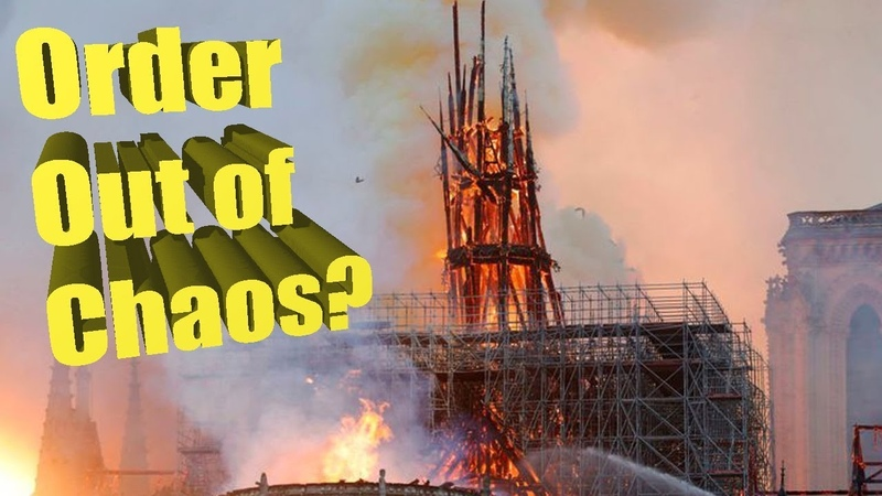 Fire At Notre Dame Follows Wave Of Church ATTACKS - Will They Blame The Yellow Vest Movement