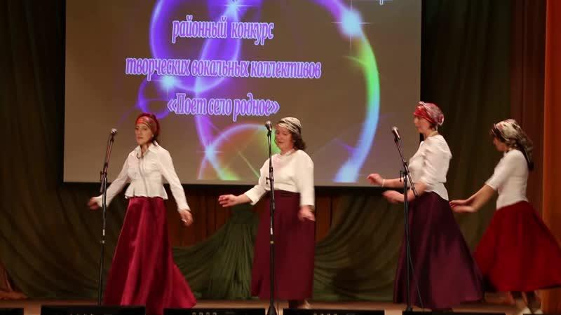 Старокиреметский СДК на конкурсе Поет село родное
