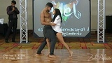 Awesome Dance Routine! Aline Cleto &amp Charles Espinoza - Zouk &amp Hip-Hop - Sevyn Streeter