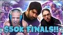 EPIC $50k TWITCH RIVALS FINALS W/ TYLER1 vs TRICK2G! 💰 Voyboy