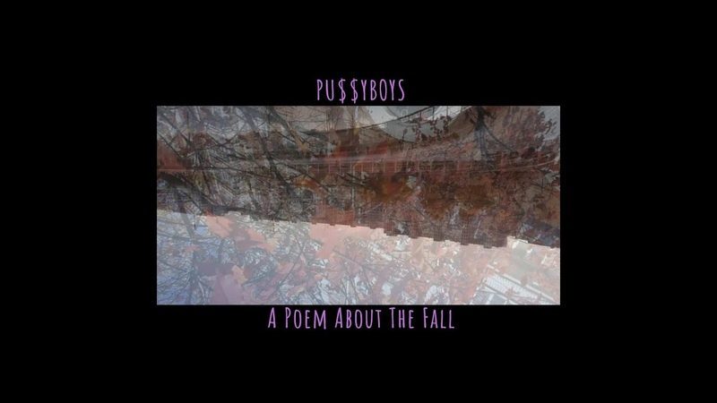 PU$$YBOYS - A poem about the fall