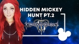 HIDDEN MICKEY HUNT PT. 2 KINGDOM HEARTS 3 AXEL COSPLAY Lindsay Elyse