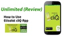 Etisalat Cliq Packages are not unlimited Review