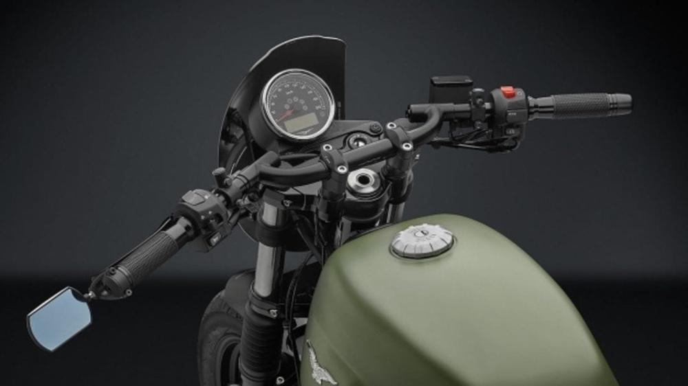 Компания Rizoma представила аксессуары для Moto Guzzi V7