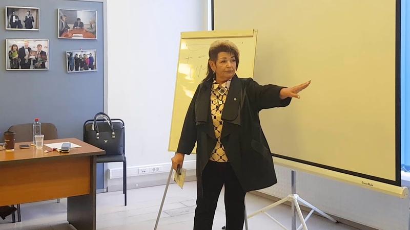 Татьяна Трубникова Выгоды сотрудничества с Imperium Group, Москва, октябрь 2018