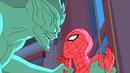 Marvel Человек паук 2017 сезон 1 серия 6 Танцы с рогами