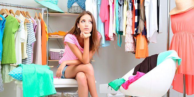 В чем разница между гардеробом и шкафом?