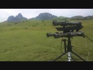 Венесуэльская дистанционно управляемая боевая установка CEMANTAR-1 [1]