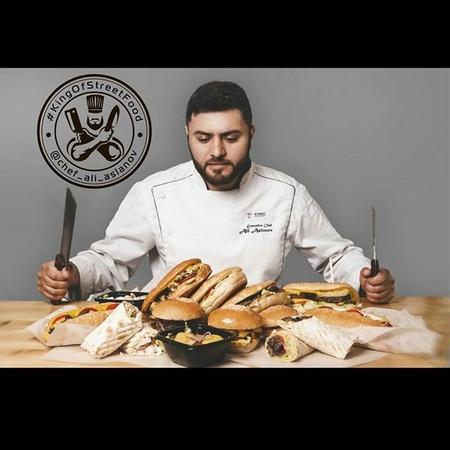 Chef_ali_aslanov video