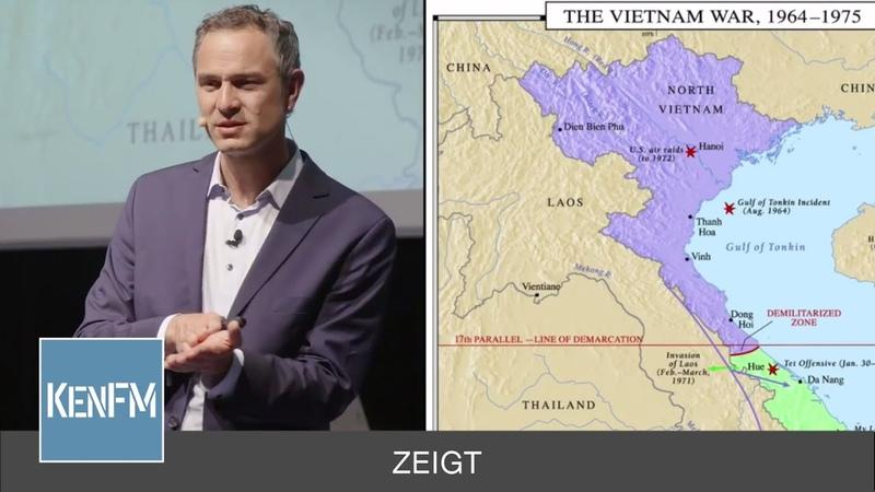Dr. Daniele Ganser Der illegale Krieg gegen Vietnam 1964