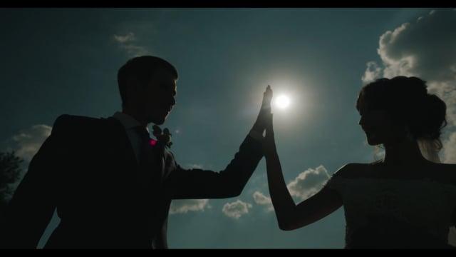 Денис и Юлия The beginning of the wedding film