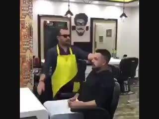 Когда парикмахер, отец твоей девушки