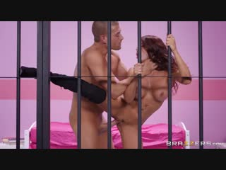 Madison ivy (glam jail nail) секс порно