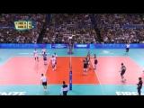 15.09.2018. 2210 - Волейбол. Чемпионат мира. Мужчины. 3 тур. Группа