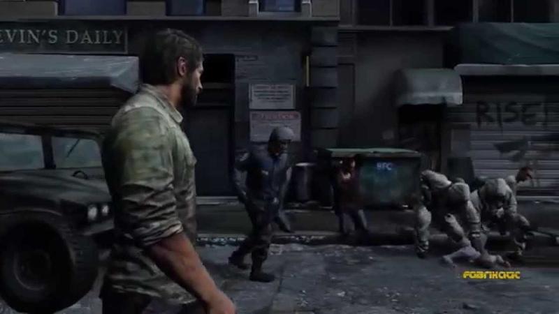 Last Of Us Türkçe dublaj Trailer