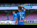 Napoli 2 0 Sassuolo ¦ Goals from Ounas and Insigne ensure comfortable win ¦ Serie A