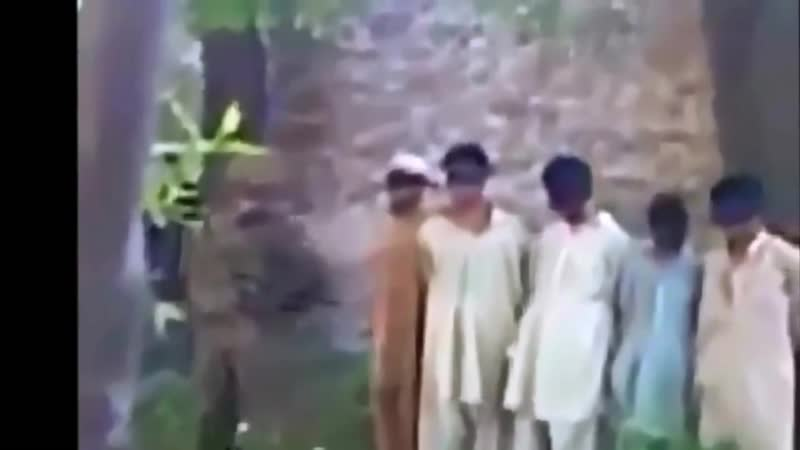 Pakistan Army Killing Children, Shame on Pakistan Army, Shame on ISI (Complete Video) I found this on youtube. CIA removed my vi