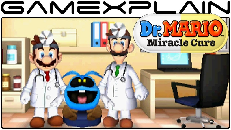 Dr. Mario Miracle Cure - Game Watch (Video Preview)