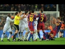 El Clasico - Craziest Real Madrid vs Barcelona's Fights, Fouls, Red Cards (Update 2019)