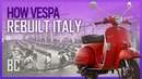 Ruins to Riches: How Vespa Took Off from Post-WW2 Italy