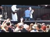 Ghost at Metallica Orion Music Festival 2012 The Black Album