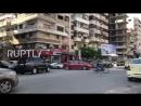 Syria Latakia residents recall moment of Israeli missile
