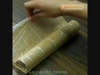 ТОП-4 ВИДА ДОМАШНИХ РОЛЛОВ1