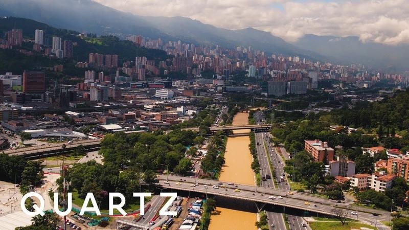 Future of Cities: Medellin, Colombia solves city slums