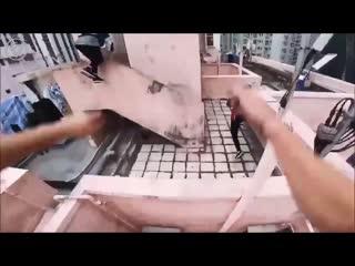 Крышесносный паркур