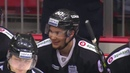 Penkovsky dekes past Koshechkin to tie the game up