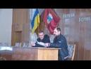 Установчі збори громадської ради при виконкому селищної ради смт Драбів
