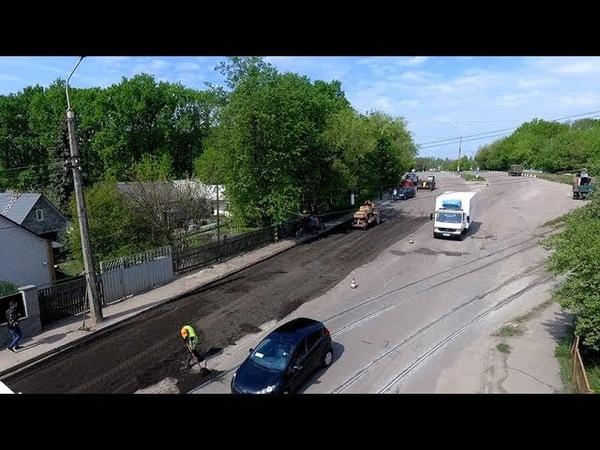 На вулиці Корольова у Житомирі почали ремонтувати дорогу - Житомир.info