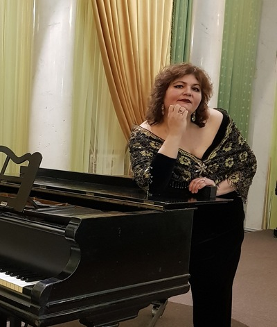 Антонина Шестакова