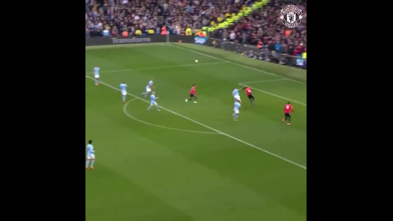 Manchester United - _Spine-tingling_ OnThisDay last year... MUFC