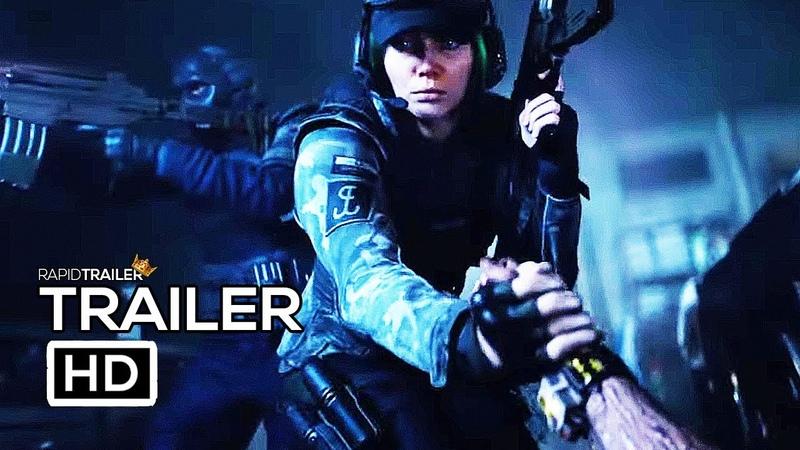 RAINBOW SIX QUARANTINE Official Trailer (2020) E3 2019, Horror Game HD