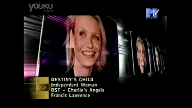 Destiny's child - independent women mtv asia