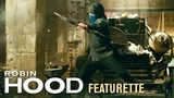 Robin Hood (2018 Movie) Featurette Sizzle Taron Egerton, Jamie Foxx, Jamie Dornan