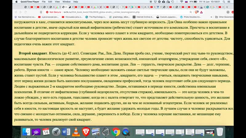 Урок 16 Глоба Квадранты