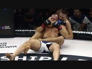 Rcc5 шлеменко vs билльштайн | драма | яркая победа | полный бой
